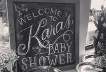 Baby Showers / by Tracy Strydom