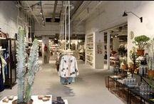 Shoppen / De leukste winkeltjes. Van dicht bij huis tot aan de andere kant van de wereld.