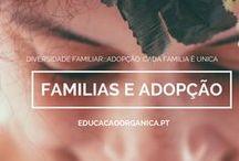 Diversidade familiar e adopção