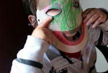 Carnaval / Disfraces / disfraces, máscaras, actividades para talleres...