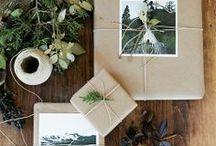 Paquetería y regalos / Packing / Distintas formas de envolver regalos... Paquetes, bolsas, lazos...