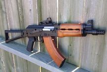 InfantryWeapons -  Russian / USSR / CIS / Weapons of War or Peace? / by JADEITE STONES