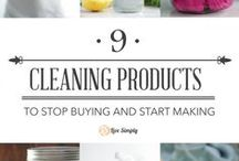 Inspired Cleaning & Organizing