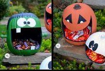 Halloween / Cosas divertidas para una fiesta?