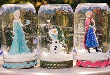 Crafts Movie Frozen