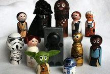 Crafts Star Wars