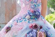 Dresses / beautiful dresses from different cultures and timelines
