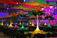 Whitewater ball / Rio Carnival