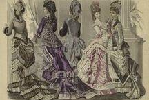 Fashion and Style / Historic fashion inspiration.