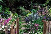 GARDEN INSPO / Things for my future garden