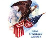 Independence Day / America the beautiful! Patriotic inspiration for your 4th of July celebrations.