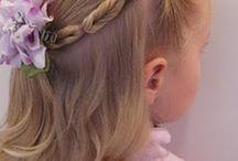 Girly hair ideas