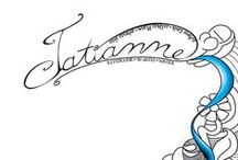 Tatianne Art Official / Official art from Tatianne. Drawings, dibujos y desenhos! Projects, t-shirts, and digital art. Illustrations and all kind of digital modelling.