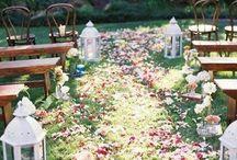 Carnet d'inspiration / Idées mariages, cérémonies laïques