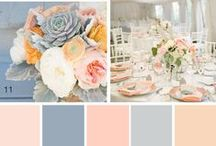 Colour / Colour Inspiration for Your Wedding