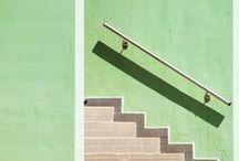 GREEN / 1/4 of the vital Vital colours.