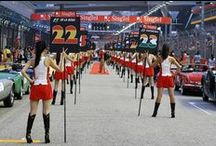 Grid girls / by Legendary Circuits