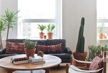 Living Room / Inspiration for my evolving living room.