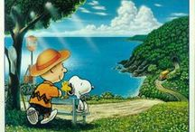 Snoopy and Friends / by Renee Adkisson