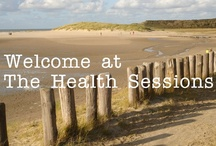The Health Sessions / In-depth advice on a healthy lifestyle and coping with chronic illness: http://thehealthsessions.com