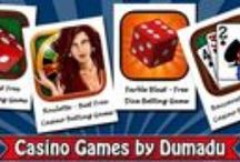 Casino Games by Dumadu / Enjoy casino games for all major platform like iOS, Android, BlackBerry, Windows Phone 8 & Mac right at your finger tips!