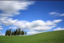 Val d'Orcia. (Tuscany)