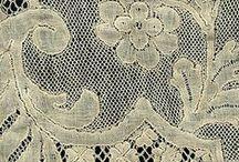 bobbin lace (continuous)