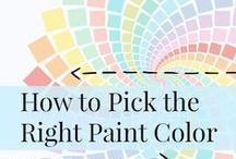 """Painted Furniture / Painting and refinishing furniture is not for the faint of heart, but is so rewarding. Should I use chalk paint or milk paint?  These pins are a mixture of """"how to repaint furniture"""" tutorials, as well as my personal Lost & Found furniture """"before and after"""" reveals. I hope these are helpful painting ideas and how-to instructions, or at least some inspiration for your own projects at home!"""