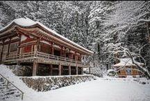 Ice and Snow / Ghiaccio e Neve
