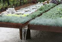 Water Features by Season in a Trunk / All amazing things H2O for your yard.