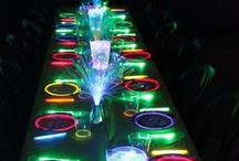 PARTY IDEAS / How will you celebrate? Party ideas for the children and the grown folks.   / by Valerie Williams