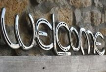 WESTERN HOME DECOR / For those who do it country....like me.  / by Valerie Williams