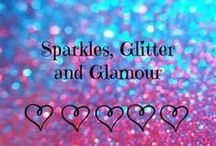 RAZZLE DAZZLE - BLING!!!!!!! / All things that sparkle, glitter & shine oh my! BLING! I get distracted by shiny things. Dont let no one dull your sparkle.  / by Valerie Williams