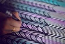 Doodle, Zentangle Art