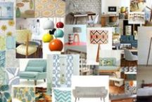 ❤ my future home ❤ / Furniture and decor- mostly retro
