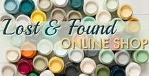 Fusion Mineral Paint / Fusion is a 100% acrylic resin paint created by the paint experts at Homestead House Co.  Formulated for furniture, it's easy to work with, affordably priced, and dries to a matte finish with no topcoat needed. I love Fusion!