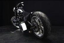 Harley-Davidson 1999 EVO FXSTB CUSTOM : ICE-T