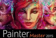 2015 Painter Masters / Meet our new 2015 Painter Masters www.painterartist.com/masters / by CorelPainter