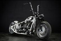 Shovel Head with BAD LAND Original Girder Fork / Shovel Head with BAD LAND Original Girder Fork