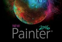 Painter 2016 / by Corel Painter