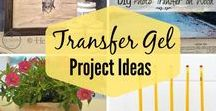 Fusion Transfer Gel Projects