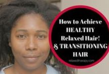 HAIR CARE / This board is dedicated to natural hair, transitioning hair and relaxed hair care. Visit my blog for detailed regimen and hair care information - adaybyjay.com