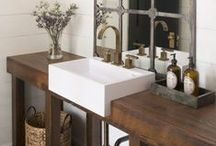 Beautiful Bathrooms / Beautiful bathrooms full of function and style. You can have both!