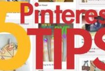 Pinterest ins and outs / How to use Pinterest correctly.