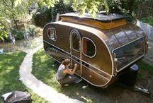 caravans and motor homes