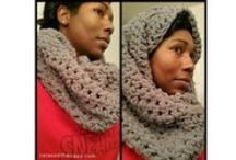 CROCHETING * KNITTING / I am a self-taught crocheter that has a desire to learn how to knit. I love beanies, hats and scarves so this board is dedicated to crocheting and knitting. adaybyjay.com.