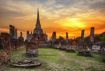 Thailand Travel Inspiration / All things Thailand to inspire you to travel to this amazing South East Asia destination!