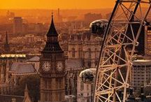 London Travel Inspiration / A collection of everything that you need to see when exploring London!