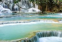 Laos Travel Inspiration / Planning a trip to Laos? Get inspired and stoke your wanderlust!