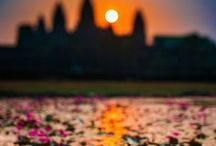 Cambodia Travel Inspiration / Get inspired and start planning your trip to Cambodia!